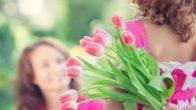 Çiçek Anneler Günü Mesajları