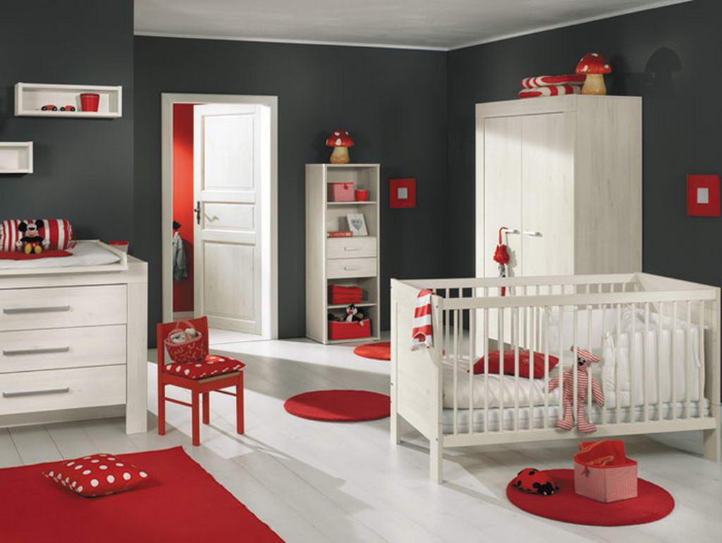 Bir oğlan çocuğu için ideal mobilya