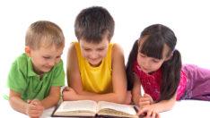 ÇOCUKLARA KİTAP OKUMA ALIŞKANLIĞI KAZANDIRMAK
