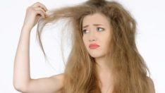Kuru saçların bakımı nasıl yapılır ?