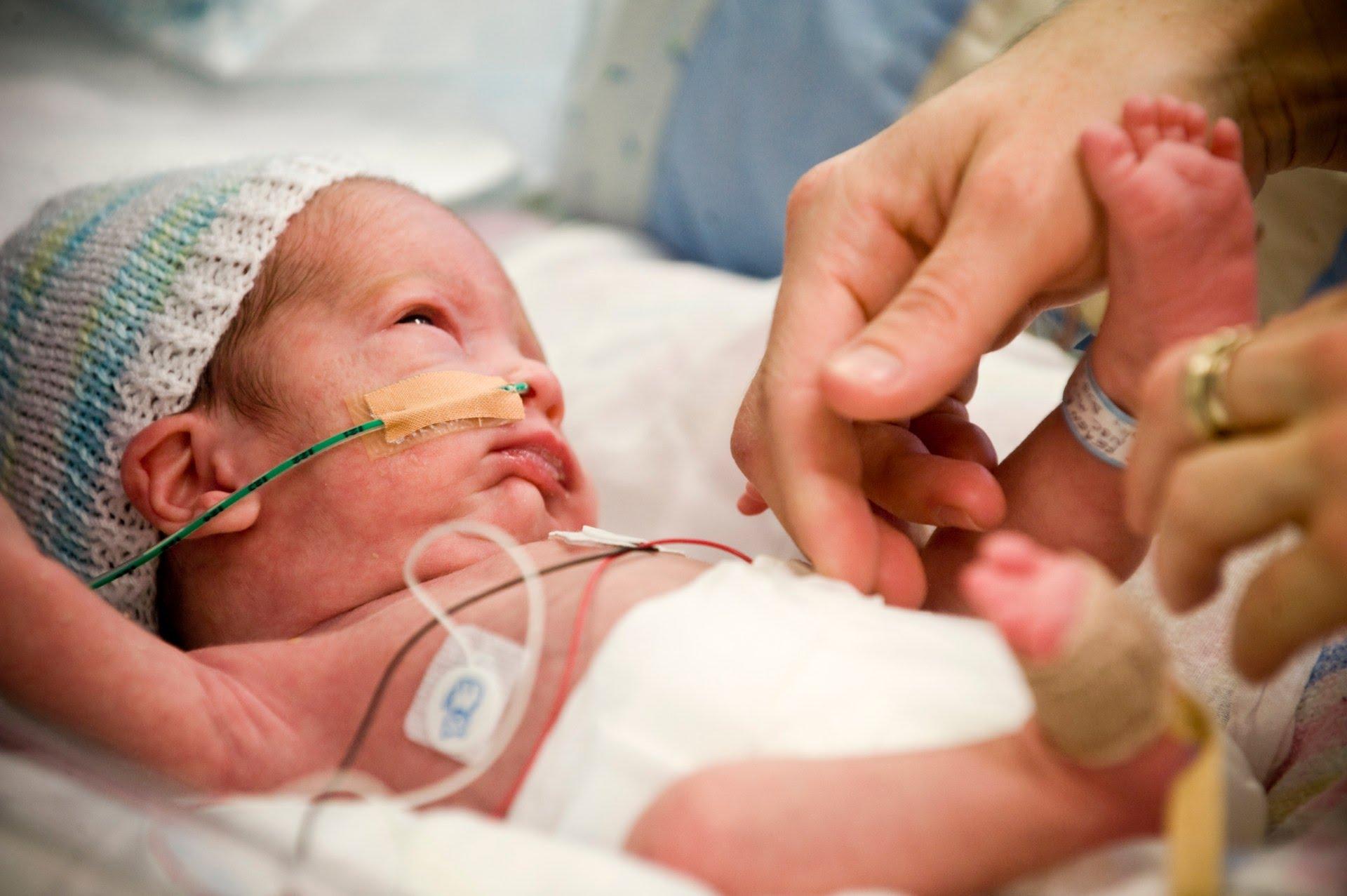 Prematüre Bebeklerin Beslenmesinde Dikkat Edilmesi Gerekenler