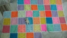 Renkli Battaniye
