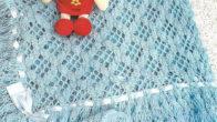 Mavi Bebek Battaniyesi