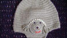 Tığ İşi Şapka