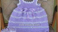 Kız Çocuklar İçin Askılı Elbise Modelleri