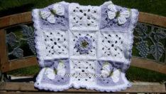 Kelebekli Battaniye