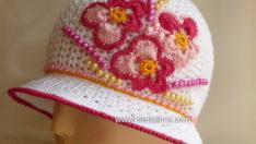Kızlar İçin Şapkalar
