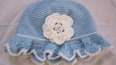 Fırfırlı Şapka
