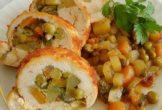 Sarma Tavuk Göğsü