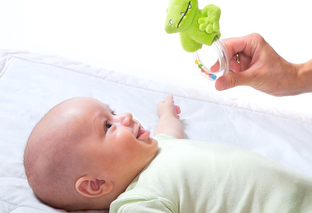 Независимость, картинки для фиксации взгляда новорожденного